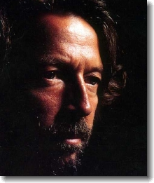 Eric Clapton: Could you introduce me to the belly dancer?