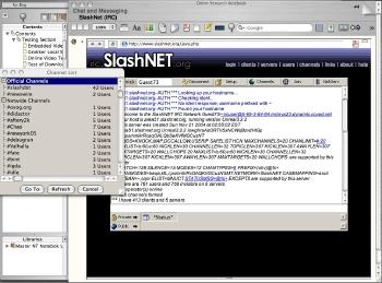 Slashnet Channels